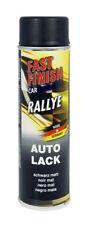Fast Finish Car Rallye 1K Autolack schwarz matt 500 ml 292828