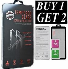 REAL TEMPERED GLASS FILM SCREEN PROTECTOR FOR APPLE IPHONE 5S 5C