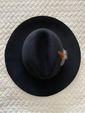 Ralph Lauren Womens Black Hat
