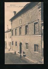 Italy FERRARA Casa di Lodovico Ariosto c1900/20s? PPC