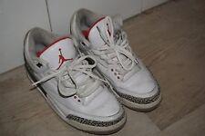 Air Jordan 3 White Cement Size 11