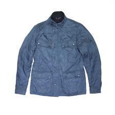 Vintage BARBOUR Ariel Polarquilt Blue Regular Quilted Jacket Mens M