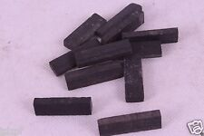 20pcs violin nut ebony wood fiddle nut  violin parts full size violin