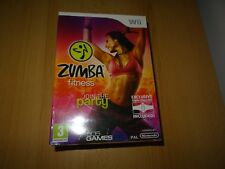 Zumba fitness wii - Bundle Pack avec ceinture accessoires NEUF SOUS EMBALLAGE
