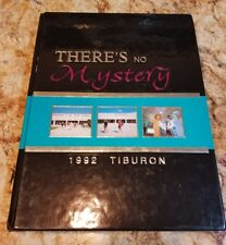 Spanish River High School Boca Raton 1992 Tiburon YEARBOOK