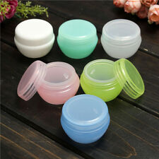6 Colors Empty Makeup Cosmetic Cream Lotion Bottle Container Travel Packing Tool