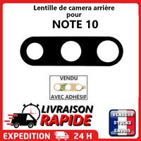 Lentille arrière appareil photo Samsung Galaxy NOTE 10 vitre Camera Glass Lens