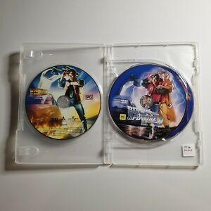 Back to the Future 1, 2 & 3   DVD   Michael J. Fox   *Unoriginal Case*   Comedy