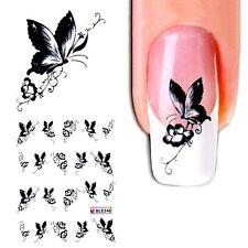 Tattoo für Nail-Art in Weiß