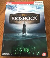Bioshock The Collection Prima Official Guide