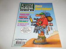 FLUIDE GLACIAL SERIE OR 38/ TOUS TOURISTES/ BE
