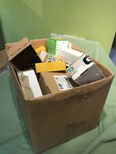 Box Assorted 40 Small Sized Cardboard Postal Storage Boxes Used Once Clean