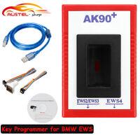 AK90+ OBD2 Key Programmer V3.19 For BMW EWS/CAS 1995-2009 Programming Diagnostic