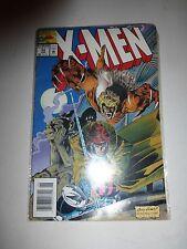 X Men No 33 June 1994 Marvel Comic B180