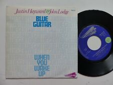 JUSTIN HAYWARD & JOHN LODGE Blue guitar 86511 FRANCE MOODY BLUES 10 CC
