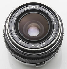 Olympus OM-System G.Zuiko Auto-W 35mm 35 mm 2.8