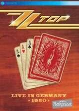 Películas en DVD y Blu-ray musicales, de 1980 - 1989 DVD