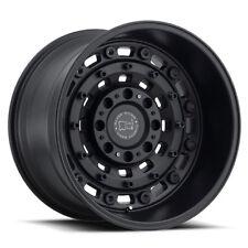 17 inch 17x9.5 Black Rhino Arsenal Matte Black wheel rim 8x180 +12