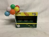 ✅LIONEL MILK BOTTLE TOSS CARNIVAL MIDWAY GAME BUILDING ACCESSORY 6-14230 O GAUGE
