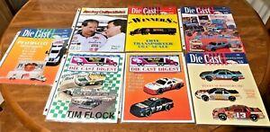 Vintage 7 Die Cast Digest Nascar Racing Magazine1992 Dale Earnhardt L@@K