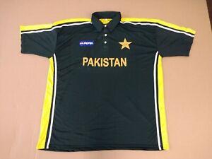 """1 x Pakistan ODI Cricket Shirt,""""Max & Paddy Style"""", 54"""" Chest @ £30.95p"""