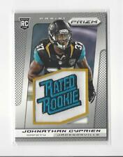 2013 Panini Prizm Football Rated Rookie PATCH Singles - You Choose