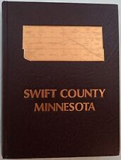SWIFT COUNTY MINNESOTA HISTORY GENEALOGY PIONEERS HISTORIES HB SCARCE