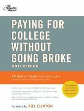 College Admissions Guides: Paying for College Without Going Broke 2011 by Princ…