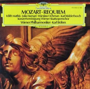 Mozart - Requiem - CD Deutsche Grammophon