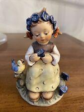 """New ListingHummel Figurine """"The Botanist"""" Hum #351 Tmk8 Goebel Germany Nib A627"""