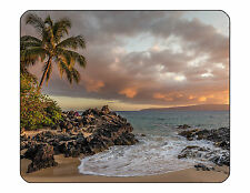 """9""""x7"""" MOUSE PAD Beach 14 Holiday Vacation Sea Ocean PC Computer Office Mousepad"""