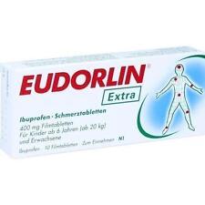 EUDORLIN EXTRA IBUPROFEN TABLETTEN 10ST 6158883