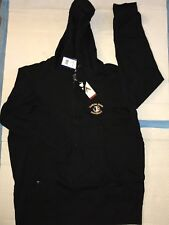 Antigua Men's Full Zip Hoodie, XL, Black ( Brand New)