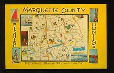 Marquette County, Wisconsin (MarinetteWis28*)