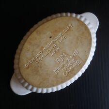 Céramique porcelaine RJM JAPAN fait main table MICROWAVE OVEN COOKWARE N4820