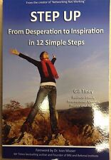 Business Book - Step Up - From Desperation to Inspiration in 12 Simple Steps