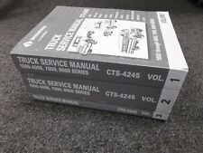 1989 1990 International 9300 9400 9600 9700 Eagle Truck Service Repair Manual
