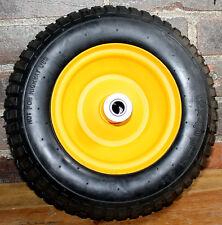 "2x 12x4.00-6 12x4-6 2 Ply Tube Type Tire 33 PSI 440lbs Load 5/8"" CH 2 1/2"" Hub"