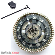 Fusion Beyblade Masters Metal BB104 Twisted Tempo/Basalt Horogium+Power Launcher