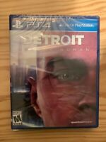 BRAND NEW Detroit Become Human - PlayStation 4