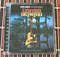 Lynyrd Skynyrd Then & Now 5.1 Advanced Resolution Surround Sound DVD Audio Nice