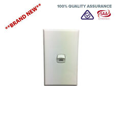 WEATHERPROOF 1 Gang Switch IP66 Rated wall switch