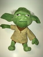 "Star Wars Yoda   14"" Plush Stuffed Animal"