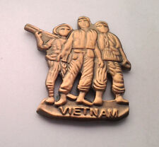 VIETNAM VETERAN MEMORIAL   Military Veteran Hat Pin P14856 EE