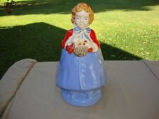 Pottery Guild Of America Little Red Riding Hood Cookie Jar