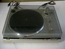Vintage Technics Turntable SL Q200 W/ Shure DT15 P Cartridge TESTED WORKS 100%