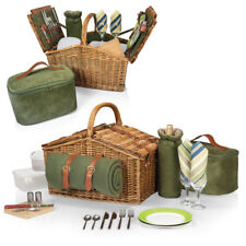 Picnic Time Somerset English Style Picnic Basket - NWOT - MSRP $223