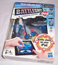 Battleship iPad Game Zapped Movie Edition, w/ Free App