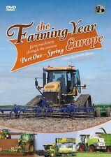Farming Year Europe, Farm Machinery through the Seasons, Pt 1 Spring, DVD