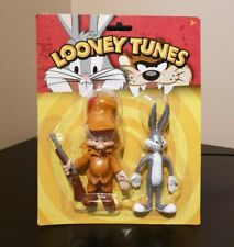 Looney Tunes Bendable Figures Bugs Bunny & Elma Fidd 2 pack